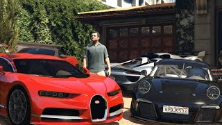 GTA 5 Real Car Mods (Track And Super Cars)