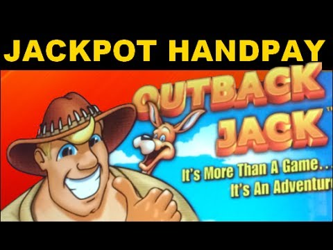 play outback jack slot machine
