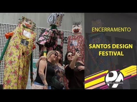 Encerramento Santos Design Festival