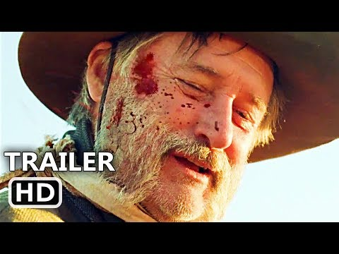 THE BALLAD OF LEFTY BROWN Official Trailer (2017) Bill Pullman, Western Movie HD