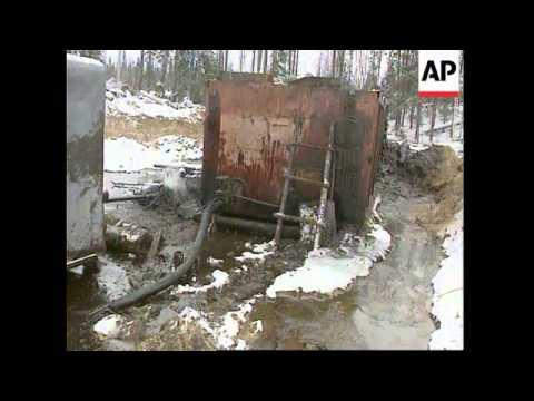 Russia - Alaskans To Inspect Arctic Oil Spill