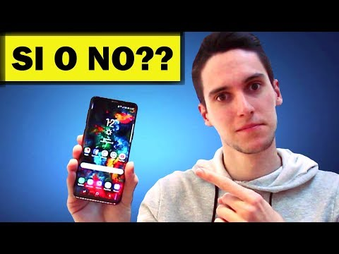 Samsung Galaxy S9, pre Review en español