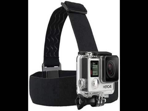 Reviews GoPro Headstrap Mount + Quick Clip Black friday $$