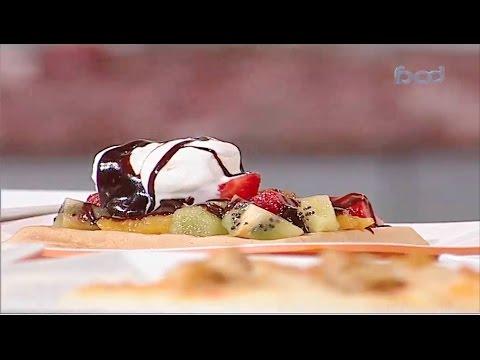 الوافل على طريقة الشيف #محمد_فوزي من برنامج #مطبخ_الراعي #فوود