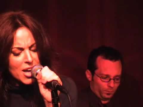 Jill Zadeh sings Scott Alans LET LOVE BEGIN - Live @ Birdland