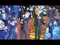 [ENG] 방탄소년단 BTS : 무대연출 실패한 RM Failed (feat.발 빠른 지민 Fast JiMin) : IDOL 대상 앵콜 무대 Encore Stage : 고척돔
