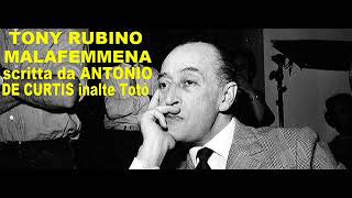 TONY RUBINO MALAFEMMENA BASE RUMBA