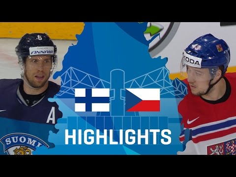 Finland - Czech Republic | Highlights | #IIHFWorlds 2017