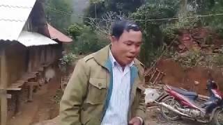 Thăm nghệ nhân Hát Thái  Lò Trung Cấp   DT Thái VN