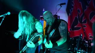 GRAVE live in Singapore (26 March 2013 - Highlights)