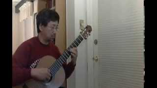 Danny Boy/Londonderry Air --- Solo Guitar by Jerry Dadap Jr.