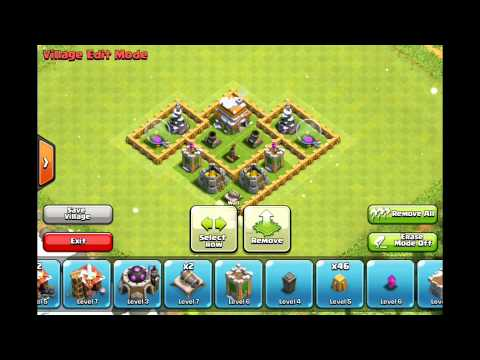 Best Town Hall Level 6 Defense/Base Setup