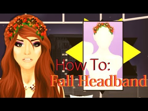 How To: Fall Headband