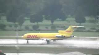 DHL Boeing 727 Despegue / TakeOff - Quito