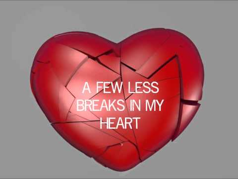 Brandon Heath - Few Less Breaks