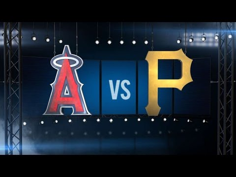 6/5/16: Pujols's homer in 8th keys Angels' win