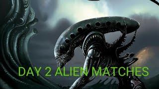 Alien VS Triborg Online Matches Day 2 - Mortal Kombat X - MKX