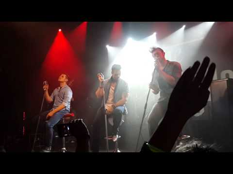 The Baseballs - Torn (St.Petersburg 02/04/2014) клуб Космонавт