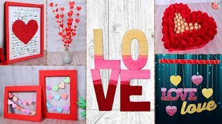 10 DIY Projects for Valentine's Day! Room Decor Idea