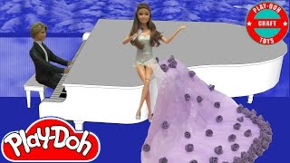 "Play Doh Ariana Grande Inspired Dress  ""I Have Nothing"" on Honeymoon Tour(Re-Upload)"