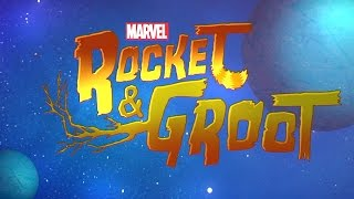 Dream Machine | Marvel's Rocket & Groot | Disney XD