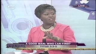 TUKUZA; Teachings on What it takes to get a good husband - By Sally Mahihu