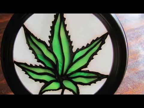 Листок конопли ):( cannabis leaf смотреть в [HD] качестве