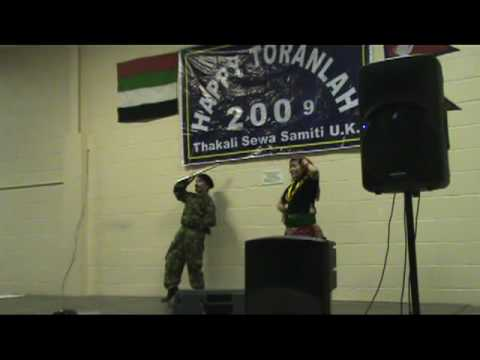 Thakali Celebrate Toronlha 2009 At Plumstead, London video