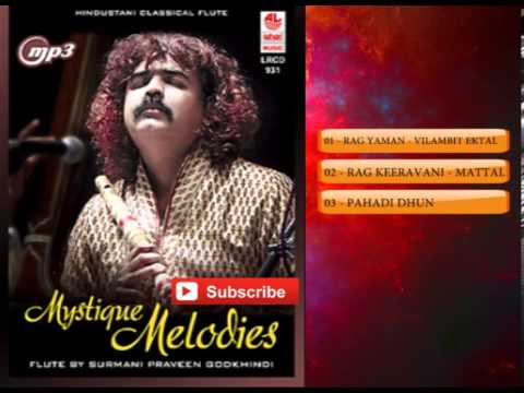Kannada Instrumental Music | Mystique Melodies Flute Pravin Godkhindi | Vol 1 video