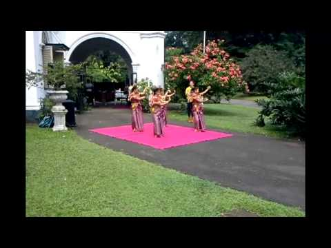 Gending Sriwijaya (palembang) Wahana Cipta video