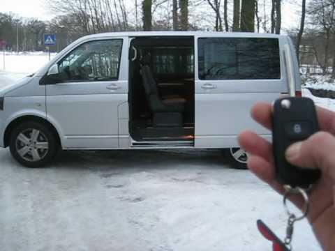 Volkswagen Multivan T5 DSG 2.0 TDI Bus