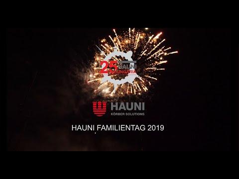 Hauni Hungaria Familientag 2019