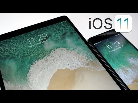 iOS 11 - Everything New