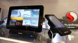 Qualcomm Snapdragon Quad Core Krait Demo