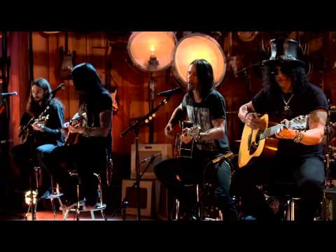 "Slash ""Not For Me"" Guitar Center Sessions on DIRECTV"
