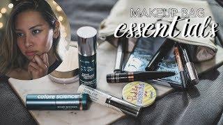 My Makeup Essentials // What's In My Makeup Bag