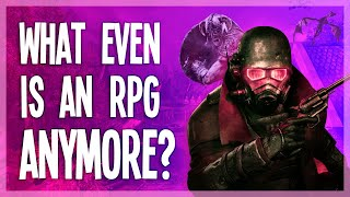 What Even Is An RPG Anymore?