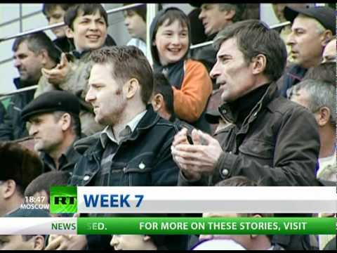Football in 2010: The year that was in Russian Premier League - Part 1
