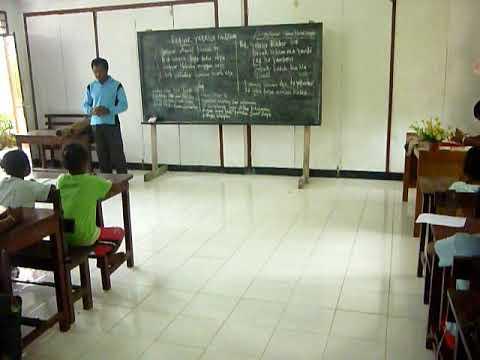 Sekolah Budaya Kampung Opiaref