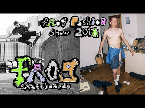 "Frog ""Fashion Show 2018"" Video"