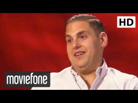 'Money Ball' Unscripted: Brad Pitt and Jonah Hill | Moviefone