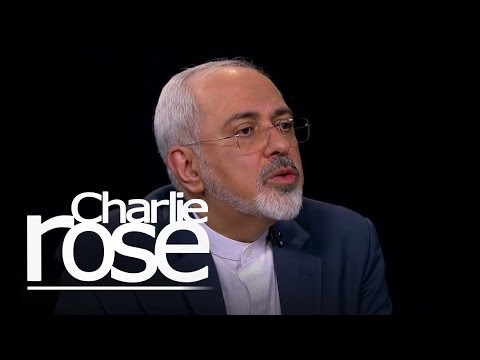 Mohammad Javad Zarif on Jailed Journalists in Iran (Apr. 29, 2015) | Charlie Rose