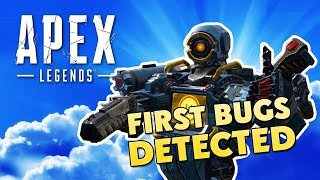 First Bugs Detected - Apex Legends Daily Best Moments Ep. 1