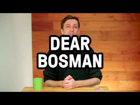 Dear Bosman - LIVE with YouTube Gaming Episode 6