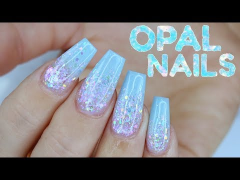 HOW TO: OPAL NAILS | ACRYLICS