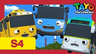 Tayo S4 EP13 l Peanut's misunderstanding l Tayo the Little Bus l Season 4 Episode 13