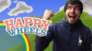 DESTRUCCION Y MUTILACION! | Happy Wheels - JuegaGerman