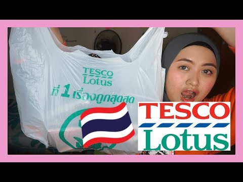 Thailand Makeup Haul from Tesco Lotus & Watsons | all about face,maybelline,cathy doll & MORE