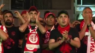 Atiker Konyaspor kupayı aldı, Antalyasporlular üzüldü