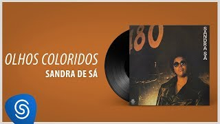Sandra Sá Olhos Coloridos Álbum 1982